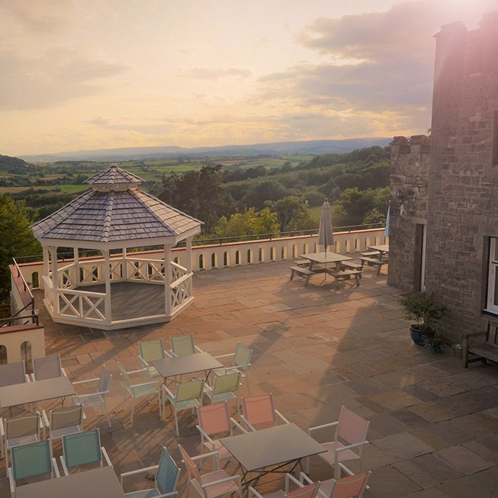 A Wedding & Events Venuein the Welsh Countryside